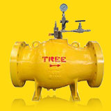 Nitrogen Loaded Liquid Surge Relief Valve
