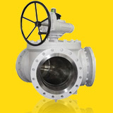 Piggable 3-Way Diverter Valve