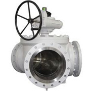 Three Way Pigging Valve